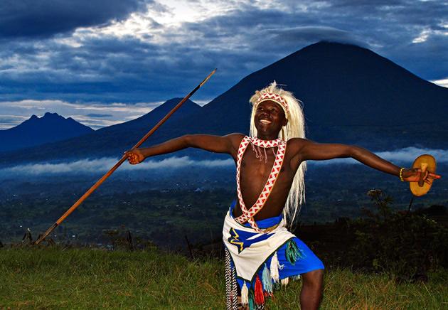 Rwanda cultural entertainment
